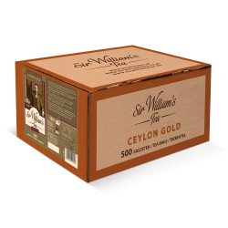 Sir William's Tea CEYLON...